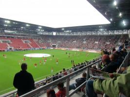 Treffpunkt vieler junger Leute in Schwaben - die SGL-Arena