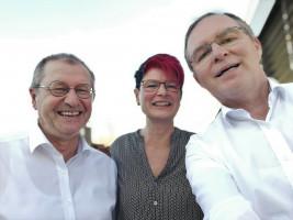Gerhard Ecker, Petra Beer, Volkmar Thumser