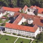 Luftaufnahme Kloster Holzen